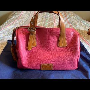 Dooney & Bourke  Pebble Leather Kendra Satchel